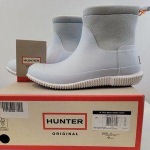 Hunter Original Mesh Short Boots
